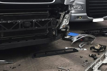 Lorry Accident Repairs